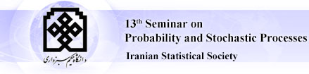 13th Seminar on Probability and Stochastic Processes